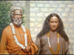 Sri Yukteswar and Paramhansa Yogananda