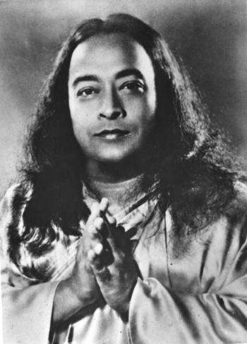 Paramhansa Yogananda Pronam