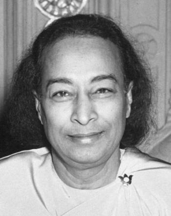 Paramhansa Yogananda Last Smile
