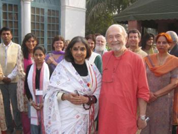 Swami Kriyananda in India