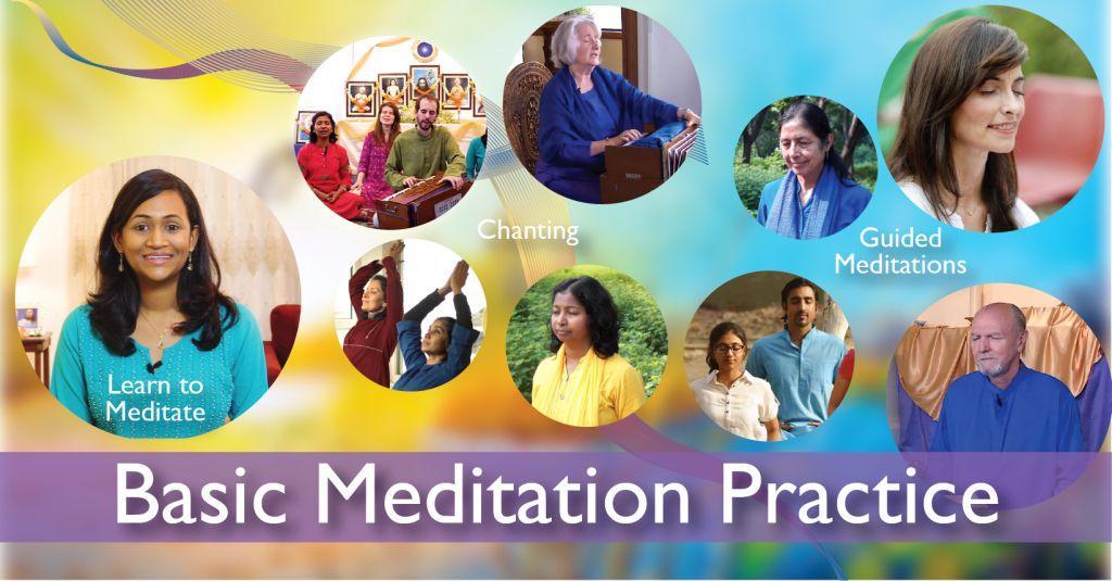Ananda India Online Meditation, Kriya Yoga and Spiritual Living