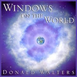 CD Cover Windows of the World by Donald Walters (Swami Kriyananda)