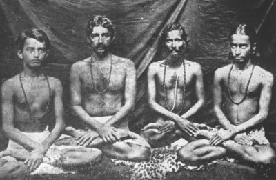 Paramhansa Yogannada During High School with Other Boys