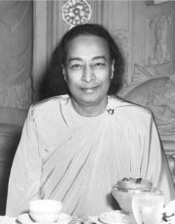 Yogananda Last Smile