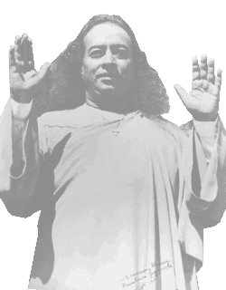 Paramhansa Yogananda Sending Blessings