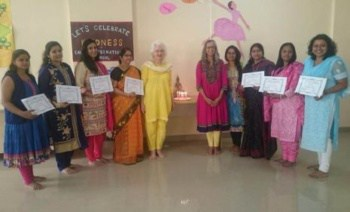 Newly Trained EFL Teachers with Certificates