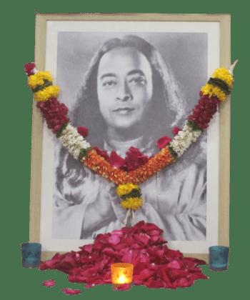 Altar Picture Paramhansa Yogananda