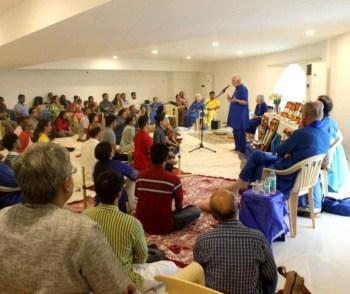 Nayaswami Jyotish teaching in Mumbai