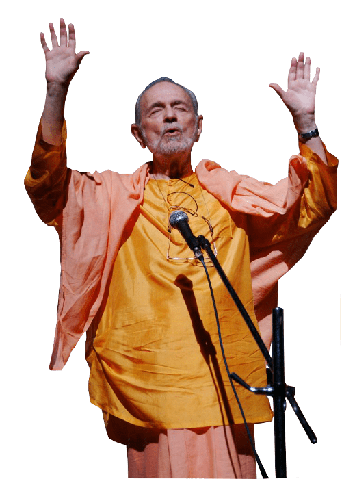 Swami Kriyananda Sending Healing Prayers
