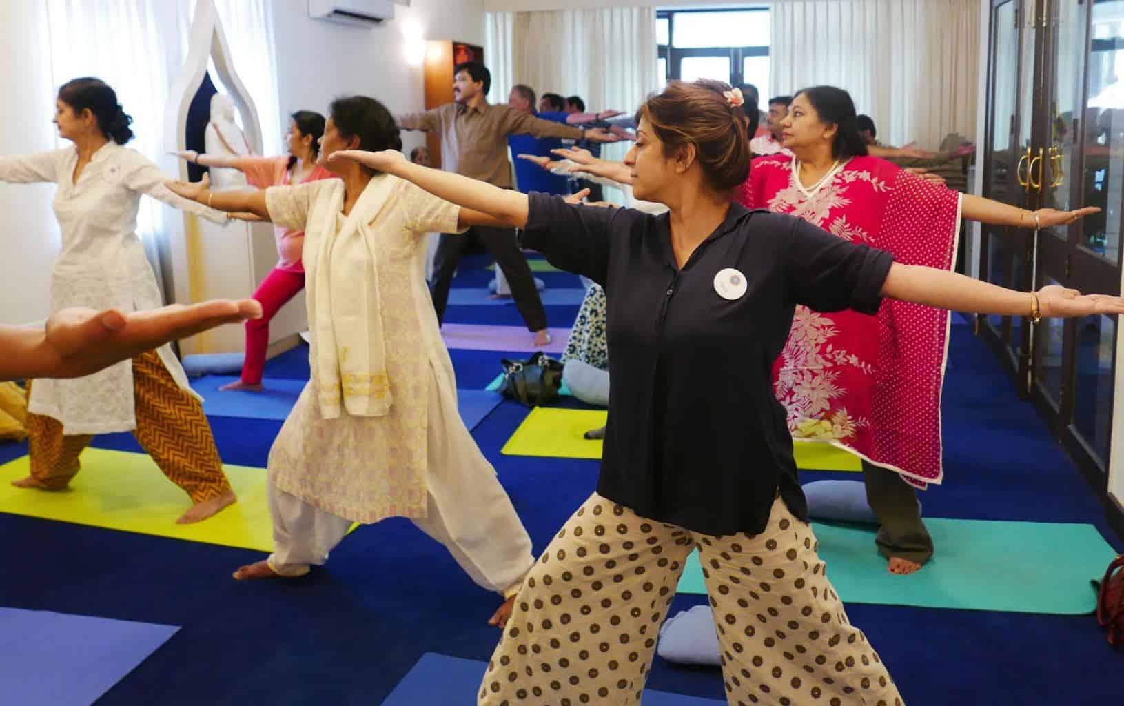 Ananda Yoga Delhi