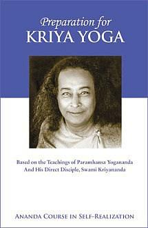 Book Cover Preparation for Kriya Yoga