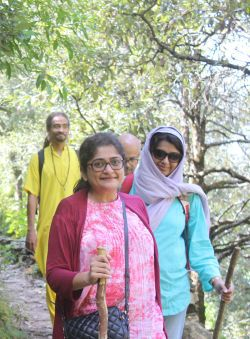 Join a Pilgrimage with Ananda