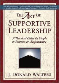 Book Cover The Art of Supportive Leadership
