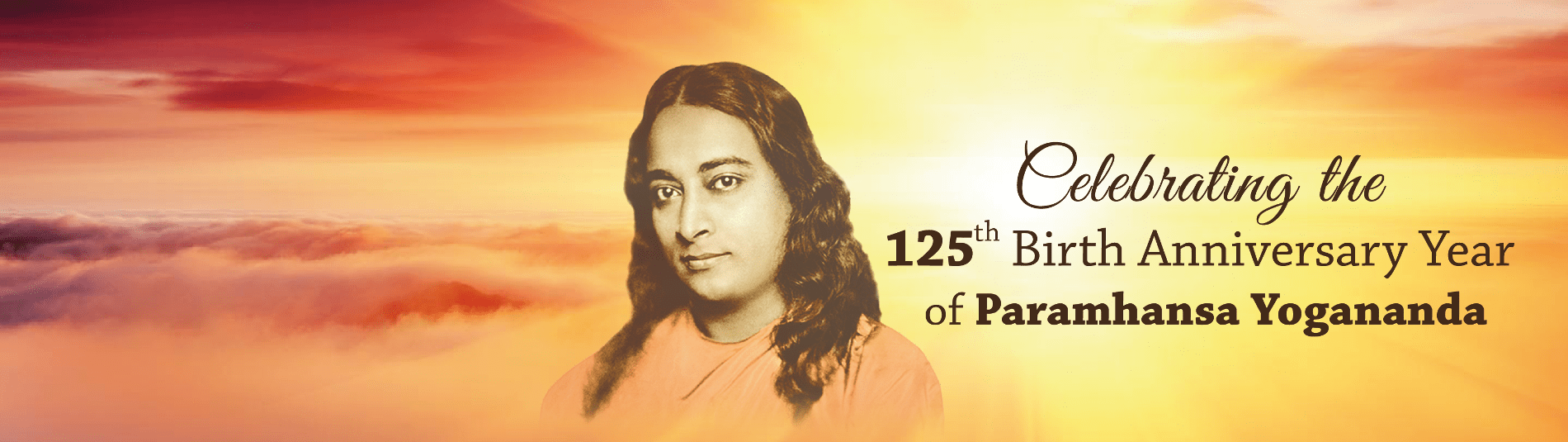 Celebrating the 125th birth anniversary of Paramhansa Yogananda