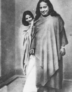 Master and Ananda Moyi Ma