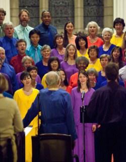 Ananda Choir LA