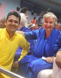 Aditya and Devi