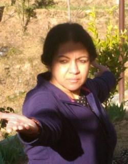 Jyoti Warrior Pose