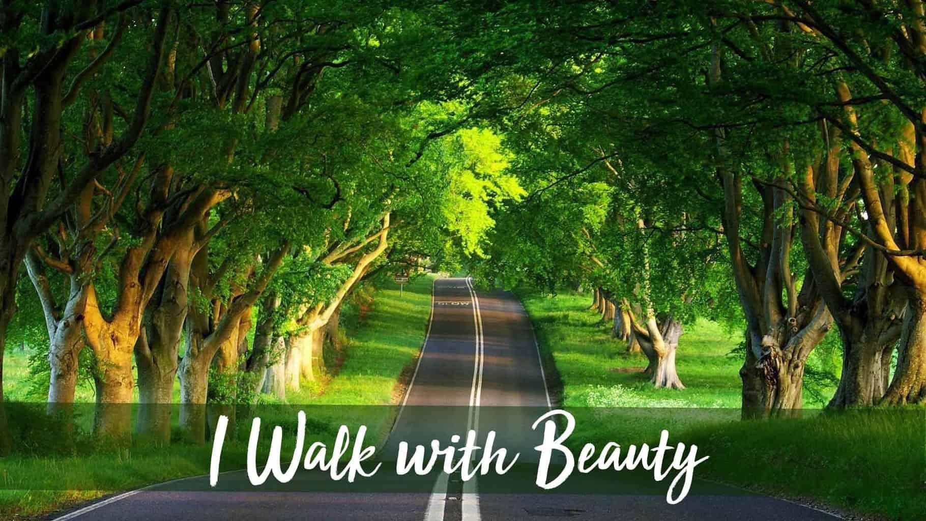 4006e631c9e I Walk with Beauty by Nayaswami Jaya - Ananda India