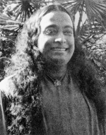 Yogananda with Smile