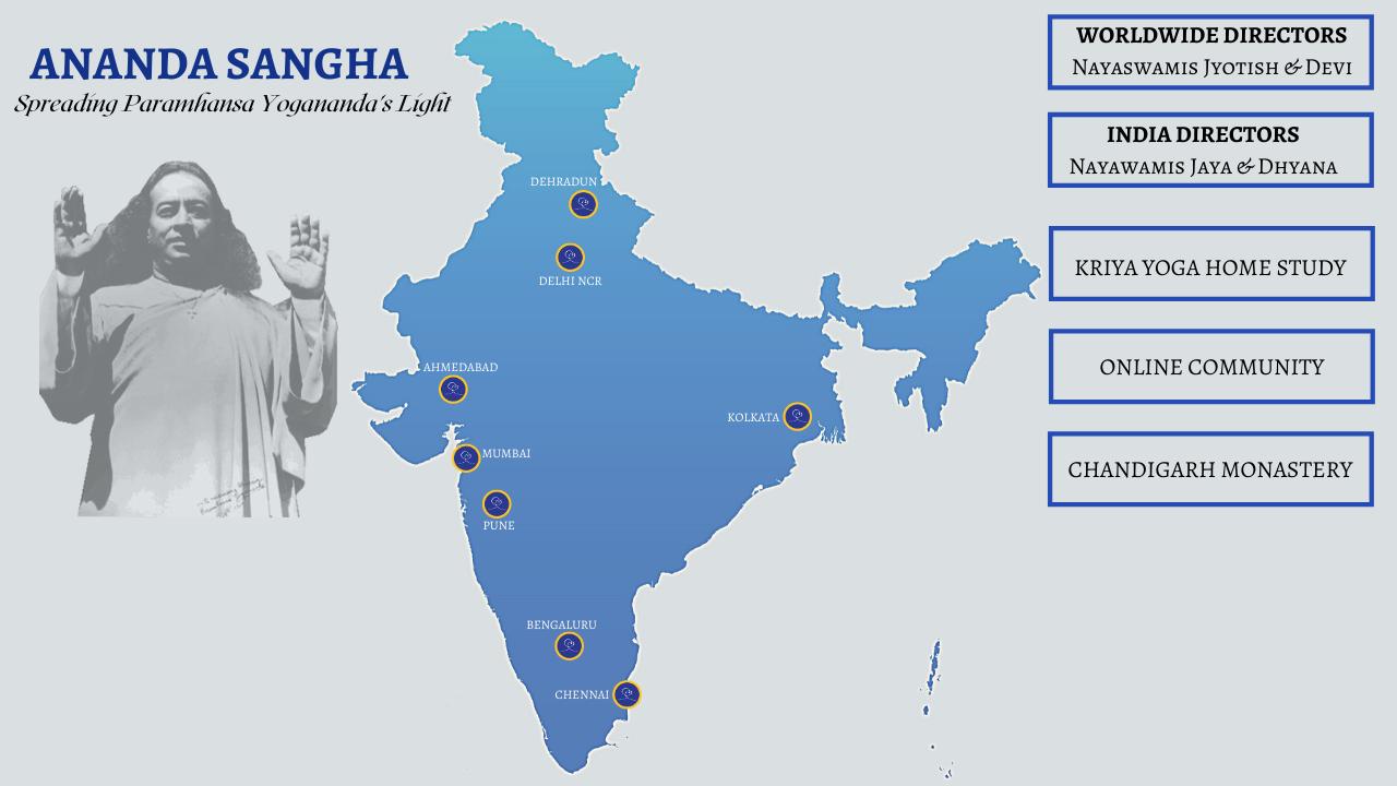 Ananda Sangha India